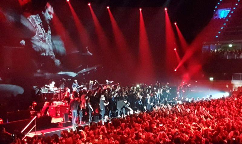 Nick Cave Berlin 2017