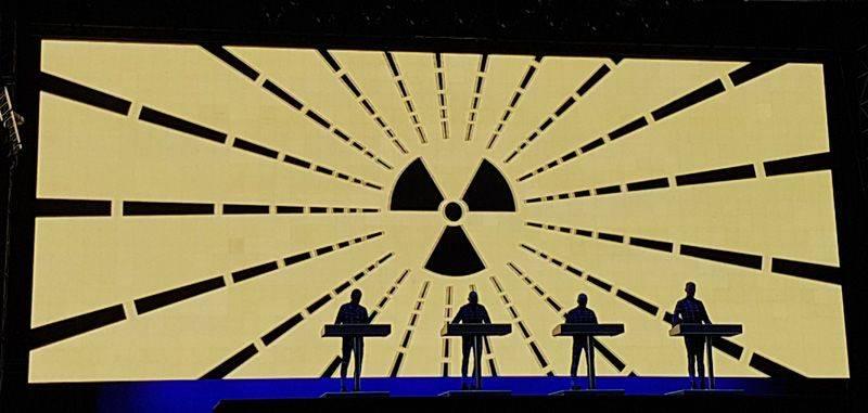 Kraftwerkt Radioaktivität Düsseldorf 2017