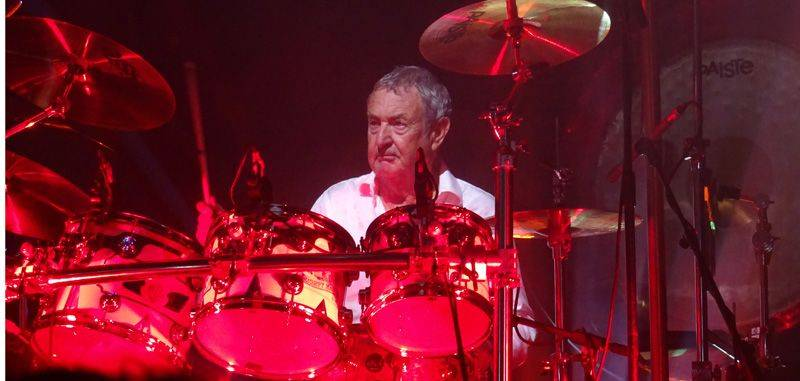 Nick Mason Saucerful of Secrets Amsterdam 20180906