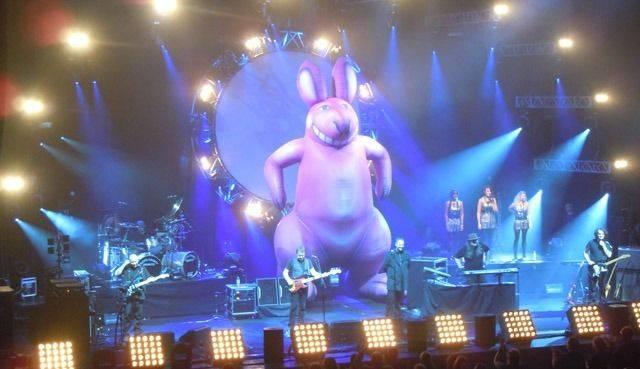 Australian Pink Floyd Show in Bielefeld 2012
