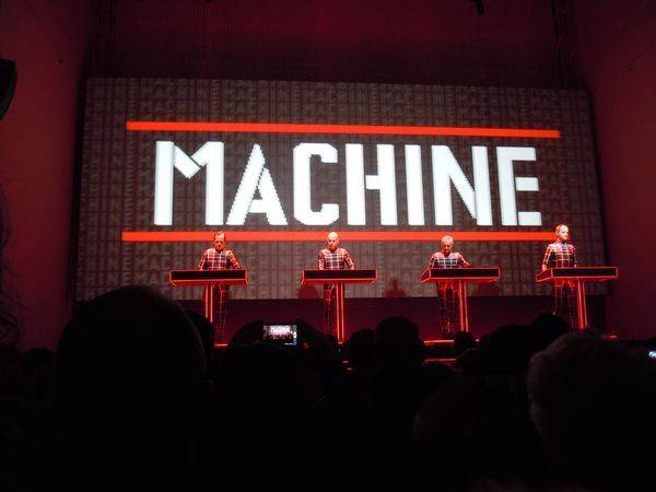 Kraftwerk 16.01.2013 - Mensch MaschineKraftwerk 16.01.2013 - Mensch MaschineKraftwerk 16.01.2013 - Mensch Maschine