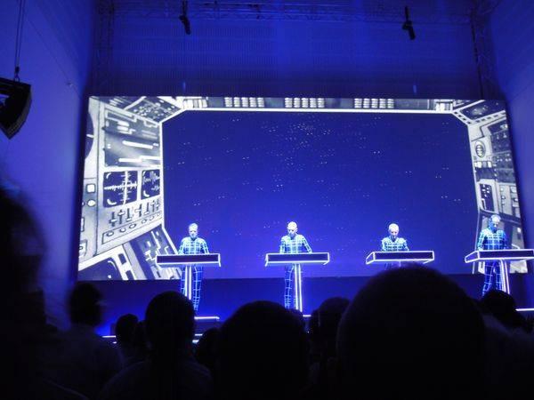 Kraftwerk 16.01.2013 - Mensch MaschineKraftwerk 16.01.2013 - Mensch MaschineKraftwerk 16.01.2013 -Spacelab