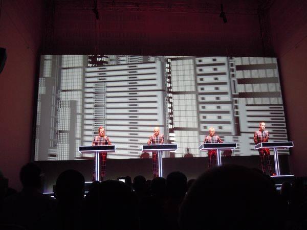 Kraftwerk 16.01.2013 - Mensch MaschineKraftwerk 16.01.2013 - Mensch MaschineKraftwerk 16.01.2013 -Metropolis