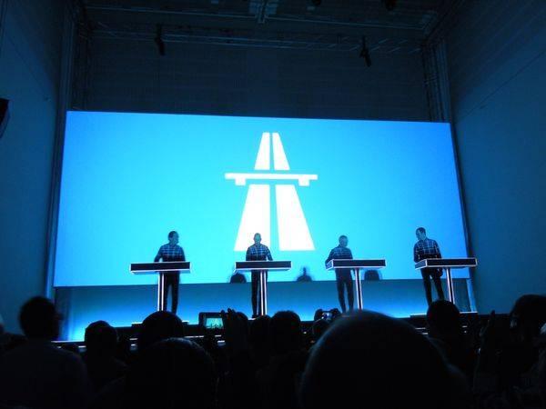 Kraftwerk 16.01.2013 - Autobahn