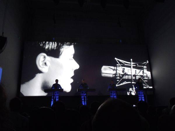 Kraftwerk 16.01.2013 - Geigerzähler