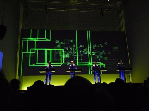 Kraftwerk 16.01.2013 - Nummern