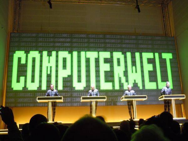 Kraftwerk 16.01.2013 - Computerwelt