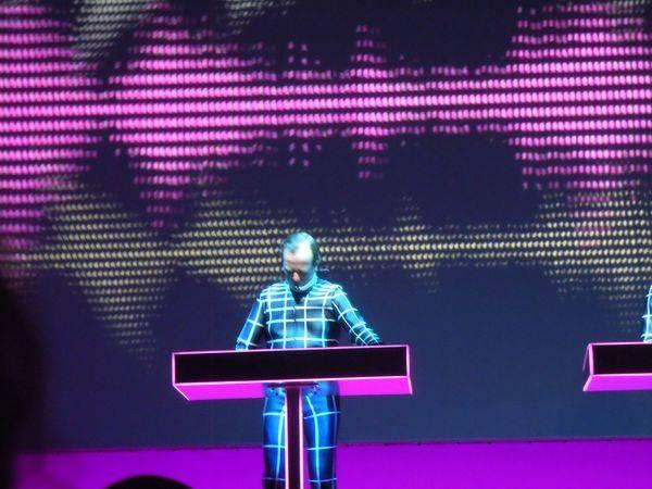 Kraftwerk 16.01.2013 - Computerliebe