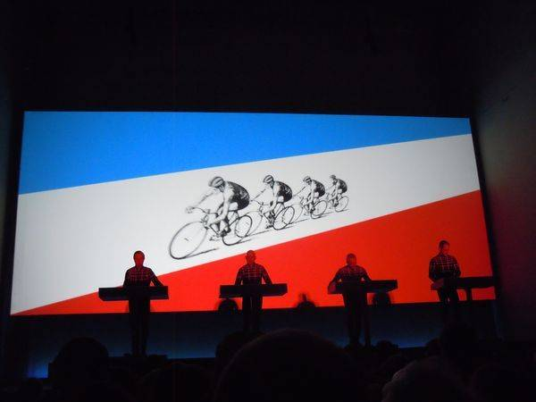 Kraftwerk 16.1.2013 - Tour de France 2003