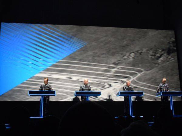 Kraftwerk 16.1.2013 - Tour de France