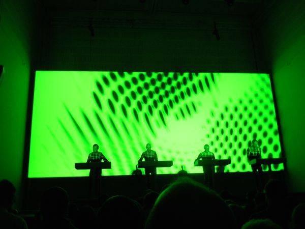 Kraftwerk 16.1.2013 - Planet der Visionen