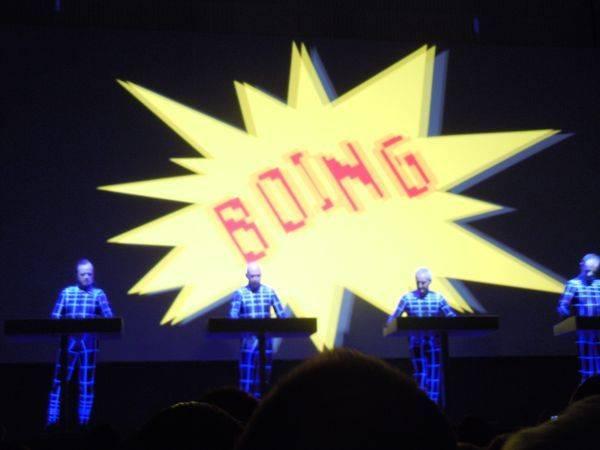 Kraftwerk 16.1.2013 - Boing Peng Bomm Tschack