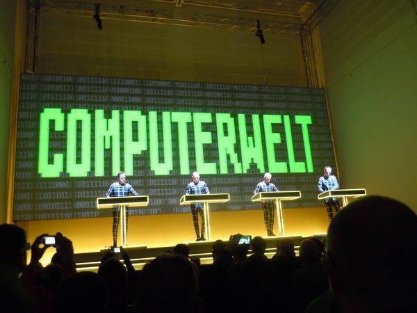 Kraftwerk 17.01.2013 - Düsseldorf - Computerwelt