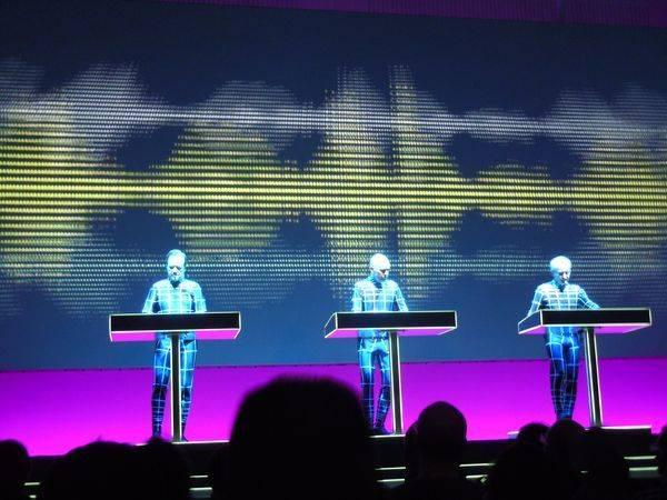 Kraftwerk 17.1.2013 - Düsseldorf - Computerliebe