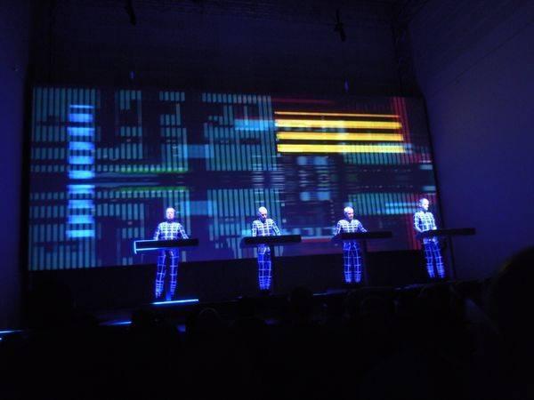 Kraftwerk 17.1.2013 - Düsseldorf - Heimcomputer