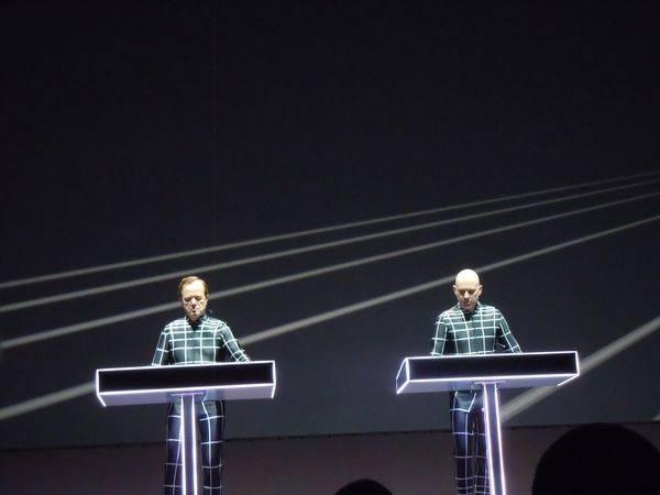 Kraftwerk 17.01.2013 - Düsseldorf - TEE