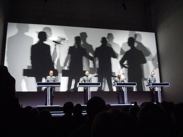 Kraftwerk 17.01.2013 - Düsseldorf - Schaufensterpuppen