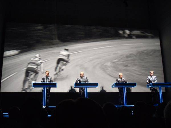 Kraftwerk 17.1.2013 - Düsseldorf - Tour de France
