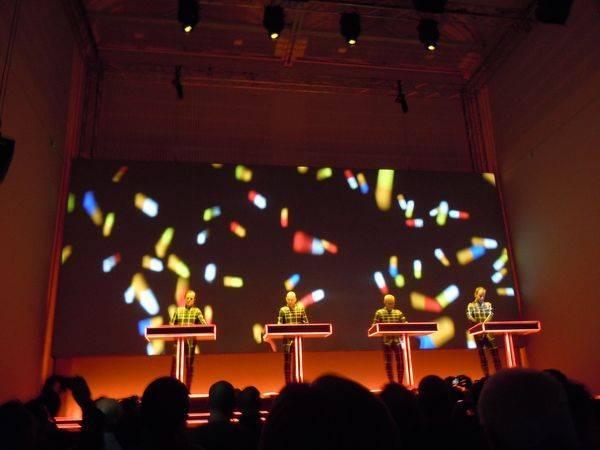 Kraftwerk 17.1.2013 - Düsseldorf - Vitamin