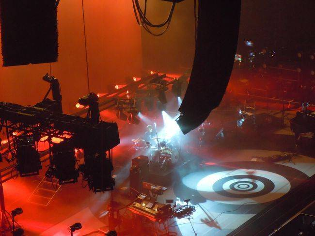 Peter Gabriel - Hannover 2014 - Back To Front