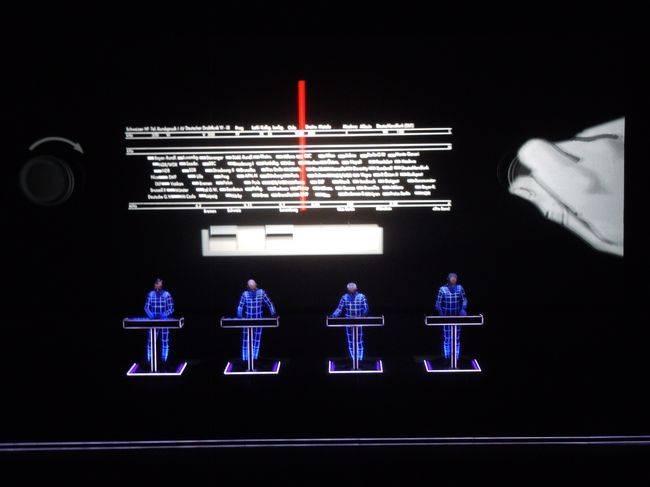 Kraftwerk - Burgtheater Wien 2014