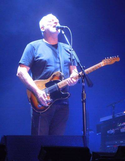 David Gilmour Arena Oberhausen 19 September 2015