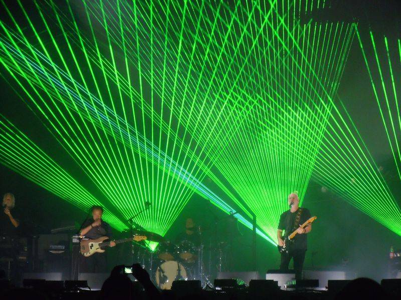 David Gilmour Wiesbaden 18.07.2016