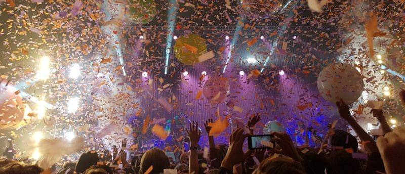 Flaming Lips Berlin Race for the Price