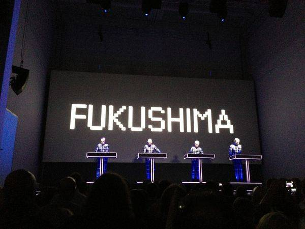 Kraftwerk 16.1.2013 - Fukushima