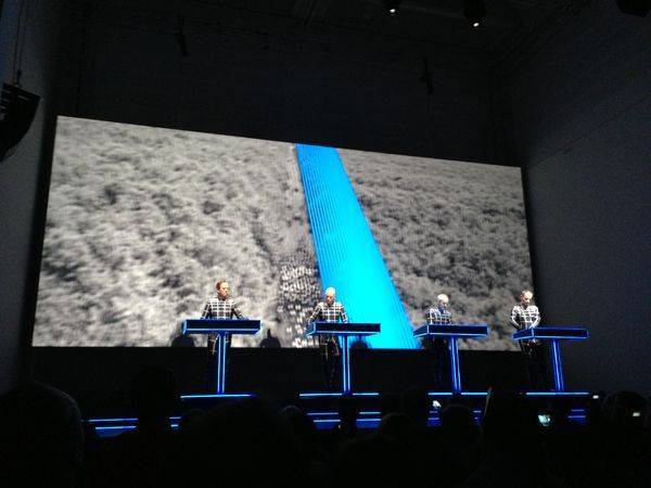 Kraftwerk Düsseldorf 16.1.2013 Tour de France