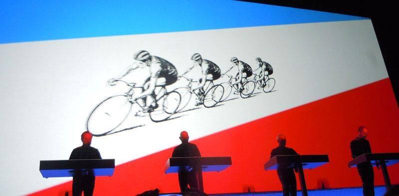 Kraftwerk Tour de France Utrecht 20150703