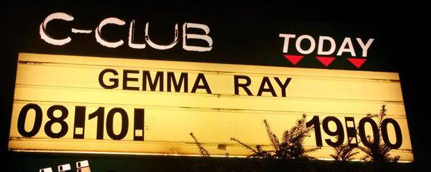Gemma Ray C-Club