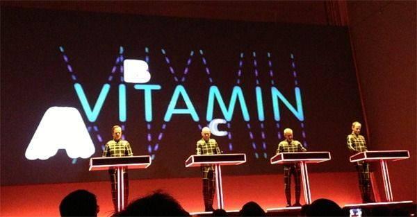 Kraftwerk - Vitamin
